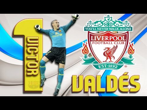 Victor Valdes to Liverpool FC!? My Reaction & Analysis - Welcome to Liverpool?
