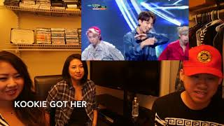 Download Lagu BTS (방탄소년단) - DNA Live at Music Bank Reaction [Their FIRST TIME] Gratis STAFABAND