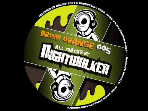 "DRUM ORANGE 005 - Nightwalker - ""Unleash The Beast"""