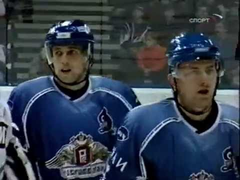 Динамо (Москва) - Локомотив (Ярославль) Суперлига 2004-09-08