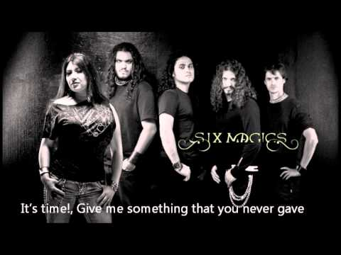 Six Magics - Start Another War Lyrics video