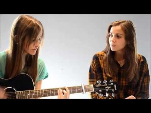Tocado y hundido - Melendi (Cover) Irene y Anabel