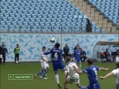 Динамо - Зенит 1:0