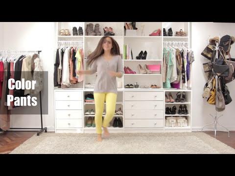20 prendas básicas para estar a la moda - 2013