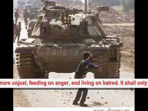 Palestine Nasheed! Daily Terrorism & Killing - فلسطين جرح الأمة