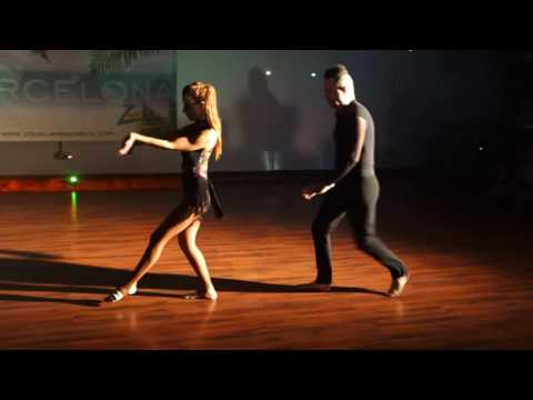 00031 ZLBF2016 Artistic Performance by Neus and Oscar ~ video by Zouk Soul