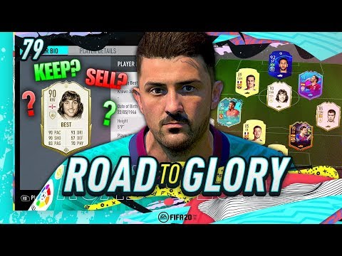 FIFA 20 ROAD TO GLORY #79 - I NEED YOU!!
