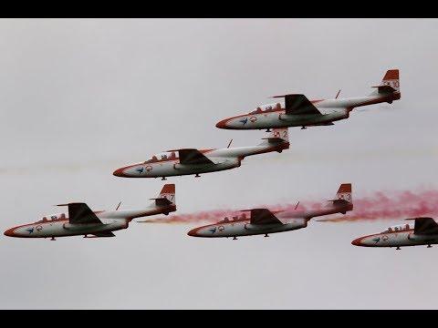 Pokazy Lotnicze Podczas Air Show W Radomiu (25.08.2018)