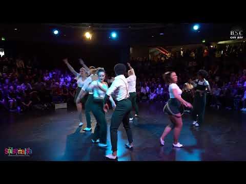 Vivendi Dance Collective (Amsterdam) Stargate Show (BERLIN SALSA CONGRESS 2018)