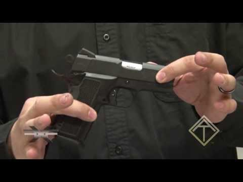 American Tactical FX Compact Light Weight Pistols: Titan LW & Fatboy LW