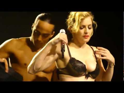 Madonna Live in Toronto 2012 - Human Nature & Like A Virgin2