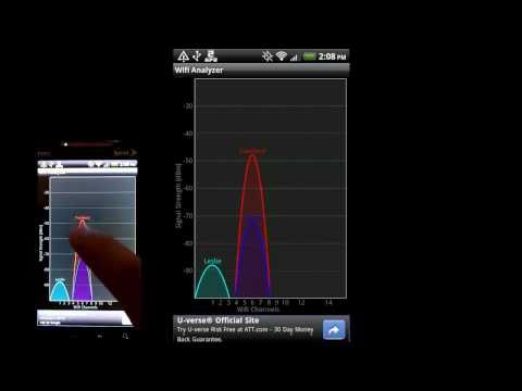 Wifi Analyzer APK Cover