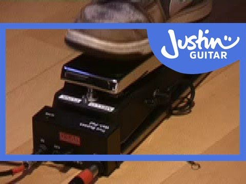 G-Lab True Bypass Wah Pad REVIEW & DEMO (GG-399) How to play
