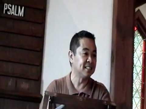Pastor Al Fuertes speaks on global warming - Earth-day 2012-04-22.MOD