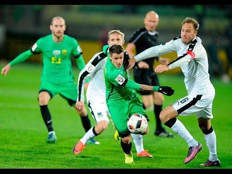 «Анжи» 0 – 0 «Краснодар»