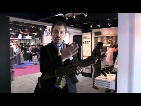 SHOT Show 2012: Beretta ARX160