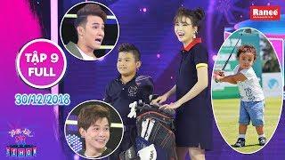Biệt Tài Tí Hon 2 | Tập 9 full: Anh Tú, Huỳnh Lập thán phục golfer nhí biết chơi golf từ năm 2 tuổi