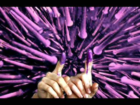 Start wearing purple with lyrics Video