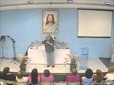 Palestra - Grupo Espírita Esperança - Heloisa Pires - 15 de agosto de 2012