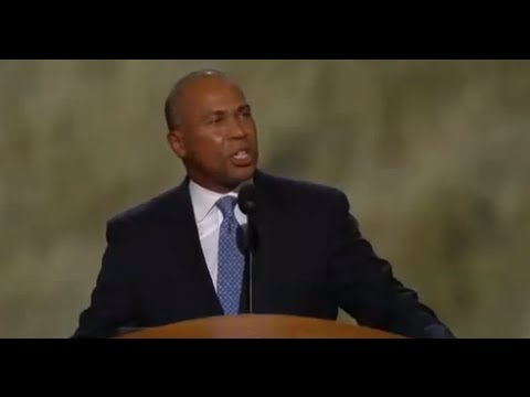 Democrats Need To Get A Backbone - Gov. Deval Patrick
