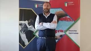 """Stefano Tascone al Seminario """"Sport e Innovazione"""""""