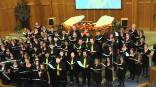 What a Friend we have in Jesus - NAC Concert Choir