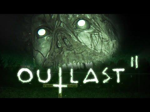 Outlast 2 - ИГРАЕМ НА PS4! (ЖЕСТЬ)