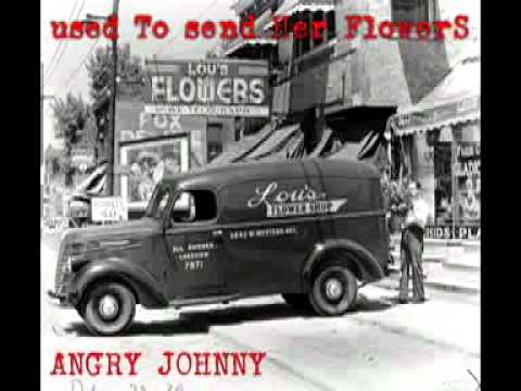 Angry Johnny And The Killbillies - Used To Send Her Flowers