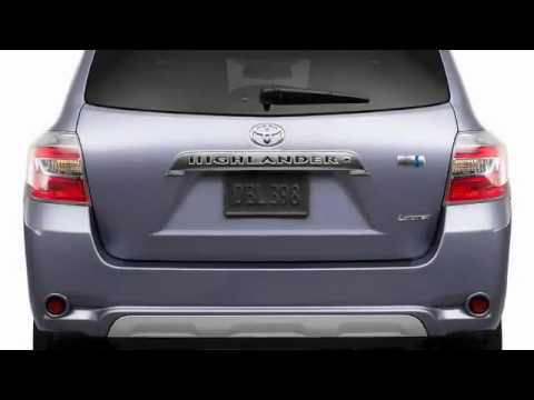2010 Toyota Highlander Hybrid Video