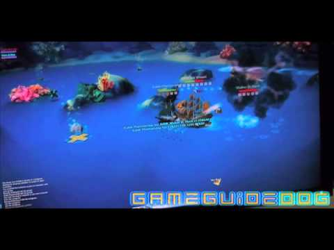 SONY FREE REALMS MMO Gameplay Video E3 2011