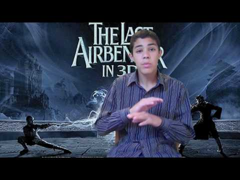 The Last Airbender Movie Review   Rant video