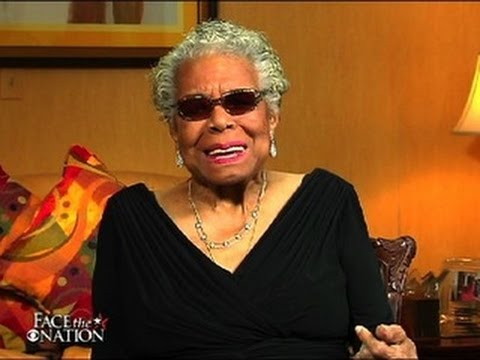 Maya Angelou reflects on Nelson Mandela's legacy