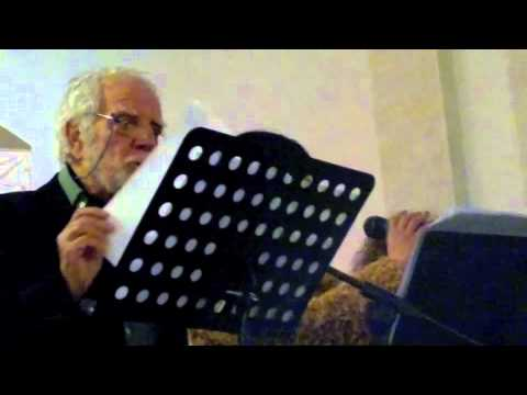 ABBECEDARIO DELLA MEMORIA DI GIANCARLINO BENEDETTI CORCOS 15/01/2013 #3°