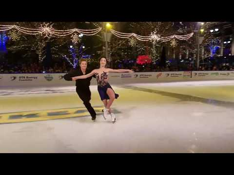 メリチャリのロマンチックな滑りで メリークリスマス!