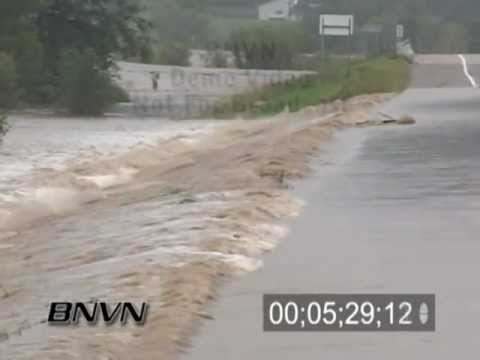 8/19/2007 Kellogg MN, Highway 61 Major Flash Flooding Event