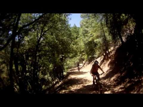 Downieville CA Mountain Biking Downhill Trail HD