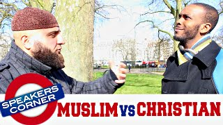 Video: Quran tells me Jesus was a Prophet - Abdul Hamid vs Godwin