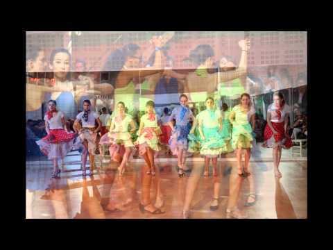 Au salon de danse cours enfants et ados youtube - Danse de salon enfant ...