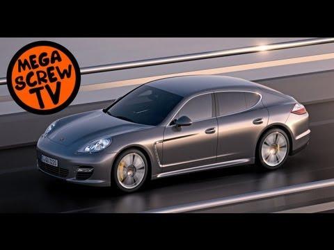 Porsche Panamera Turbo   Обзор машины в NFS World от Screw`a