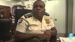 VIDEO: Haiti - La Police di OUI nou gen dwa fe Manifestation men fok Constitution an Respekte...