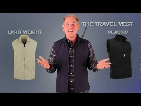 Demo of the New SCOTTEVEST Travel Vest Design