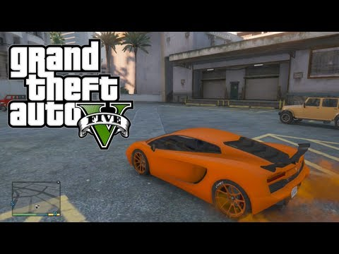 GTA 5: How To Get RARE Cars. Planes & Other Vehicles (GTA V)