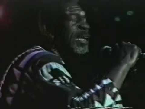 IT'S A BLUES THING~LUTHER ALLISON ~ THE METROPOLITAN~1997