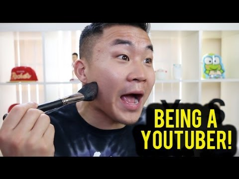 10 THINGS ABOUT BEING A YOUTUBER