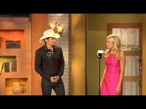 CMA Announces Carrie Underwood and Brad Paisley as the Hosts for the 2010 CMA Awards