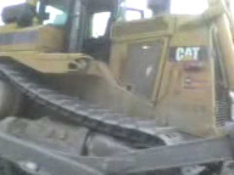 BULLDOZER CAT D9T Cristian Valdez Gallardo