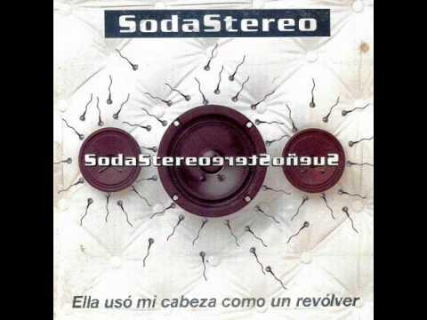 Soda Stereo - Ella Us� Mi Cabeza Como Un Revolver (Plugged)