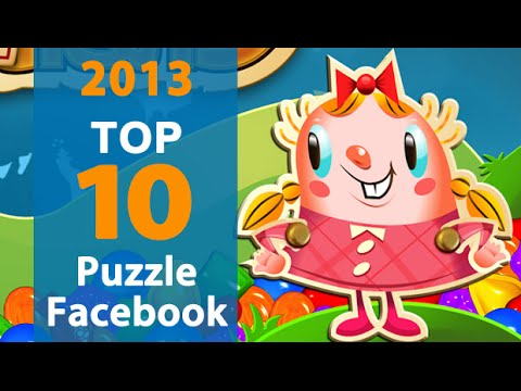 10 Best Facebook Puzzle Games of 2013