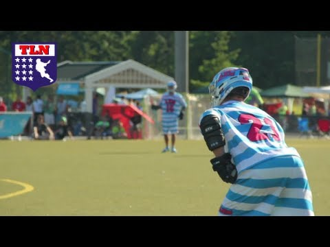 LXM PRO 206 Defensive Lacrosse Highlights