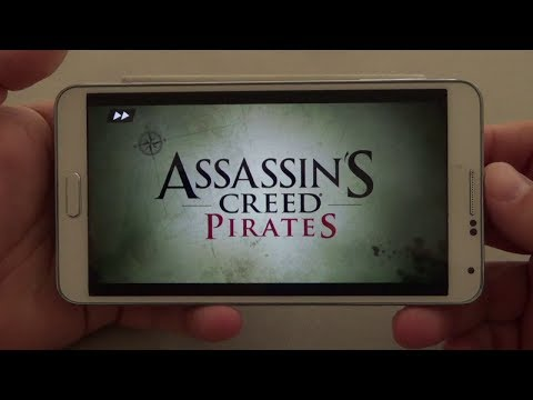 Assassin's Creed Pirates for Android Hands On